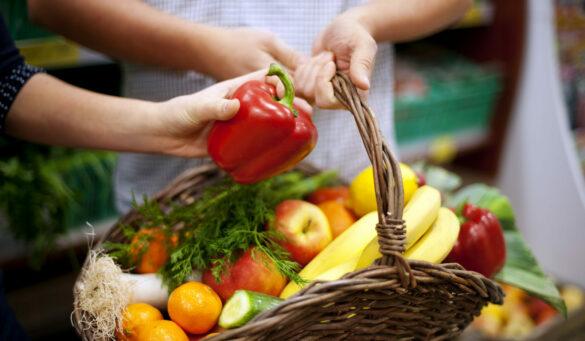 Alimentos Saludables - Frutas - Verduras