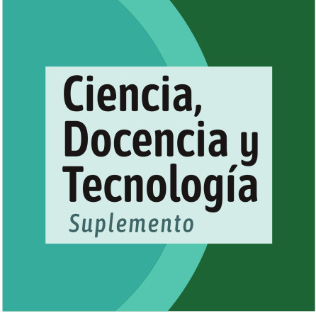 Imagen de Suplemento Ciencia, Docencia y Tecnología