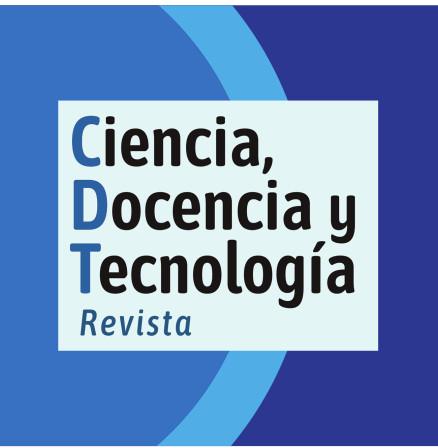 Imágen de revista ciencia, docencia y tecnología