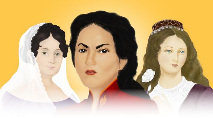 Mujeres que hicieron historia para la Independencia Argentina