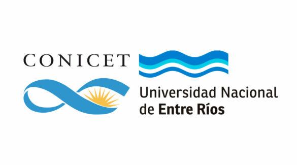 Logos de CONICET y UNER