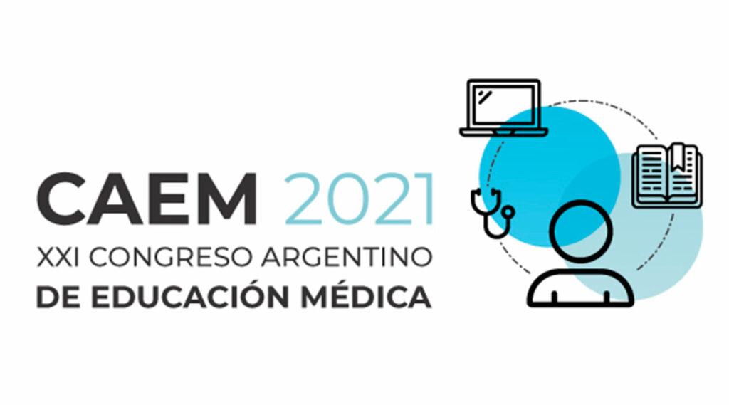 logo del Congreso Argentino de Educación Médica