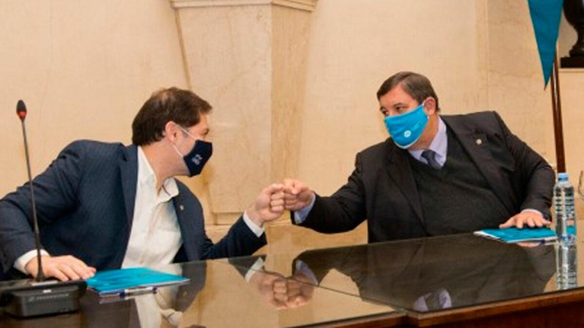 La FIUNER y la UNL firmaron un convenio de asistencia técnica
