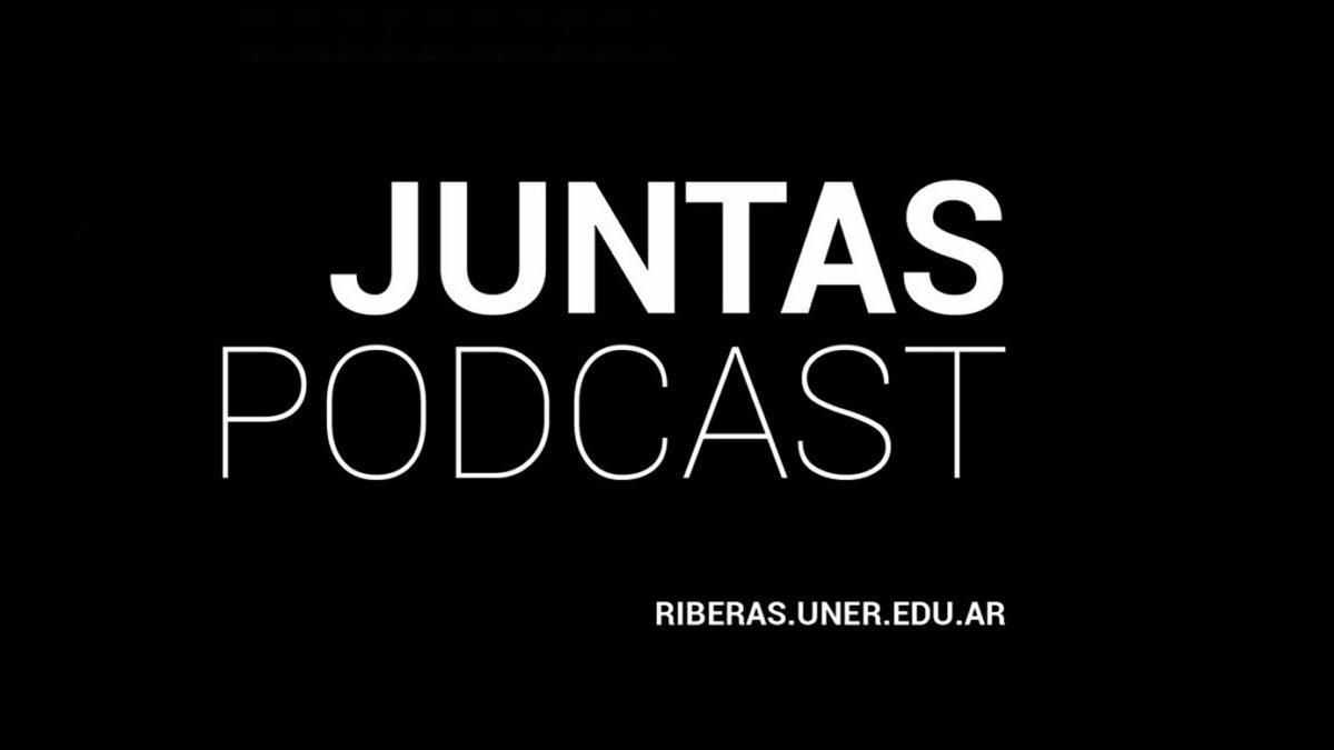 Revista Riberas estrena su podcast Juntas