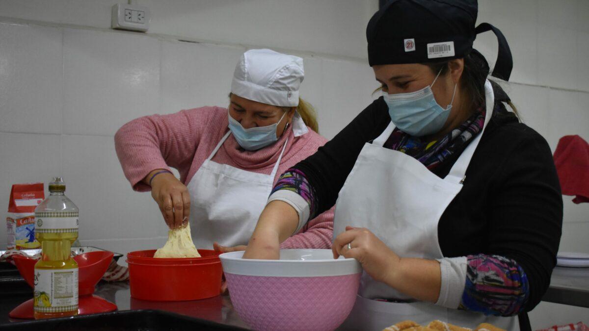 Construir lazos junto a mujeres emprendedoras